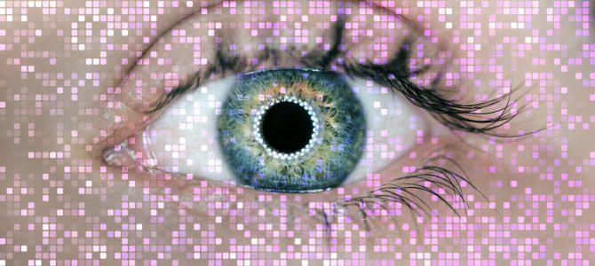 چشم مصنوعی که میتواند با انرژی دریافتی از نور خورشید کار کند